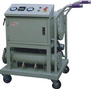 Lubricant Oil Filtration System Portable Type