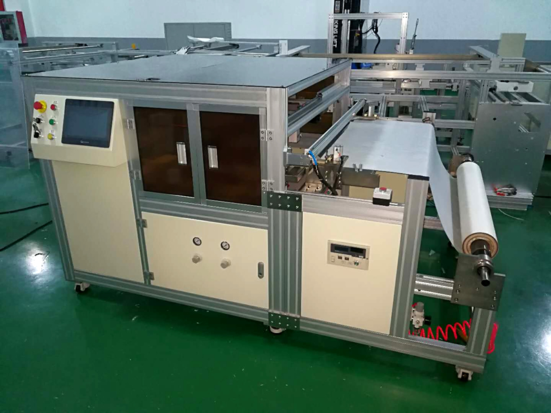 China fully automatic domestic  rolling/producing/making machine for 1810-3213S ro membrane