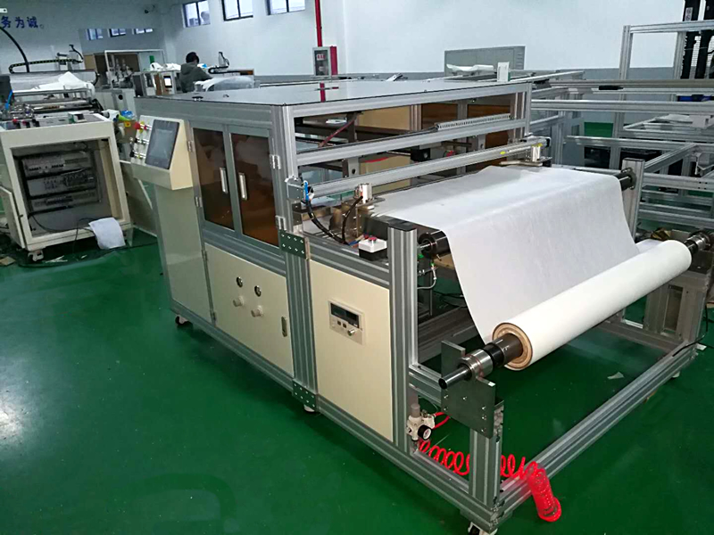 Domestic / Industrial RO membrane filter making/rolling/producing machine line with labor skill training