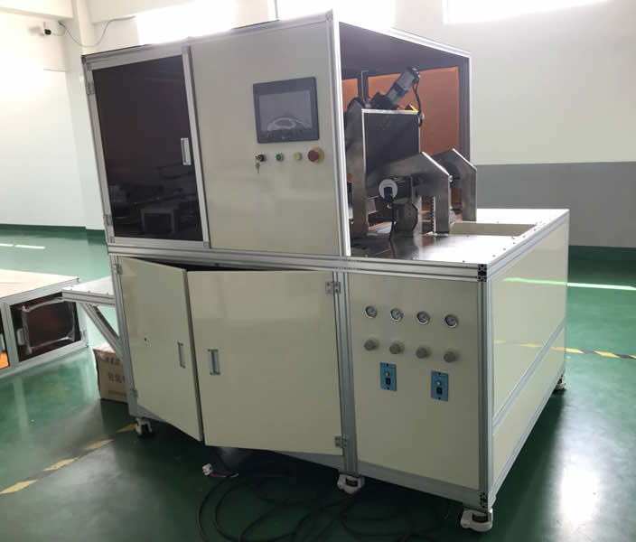 Fully automatic Ro membrane trimming machine for 50-600G membrane edge cutting