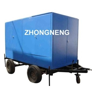Mobile Type Transformer Oil Purification Unit