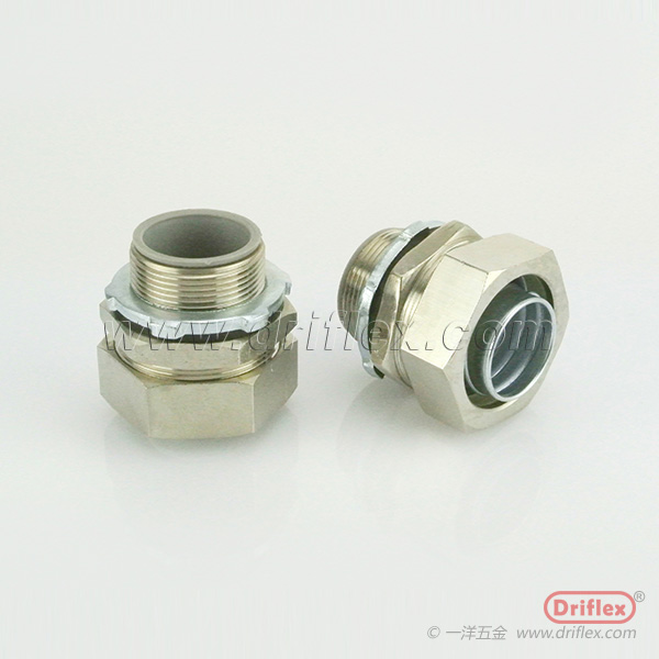 HOT SELLING Stainless Steel Straight Liquid-tight Conduit Fittings