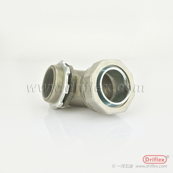 HOT SELLING Stainless Steel 90d Liquid-tight Conduit Fittings