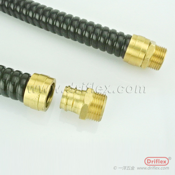 HOT SELLING Vacuum Jacketed Brass Conduit Fittings