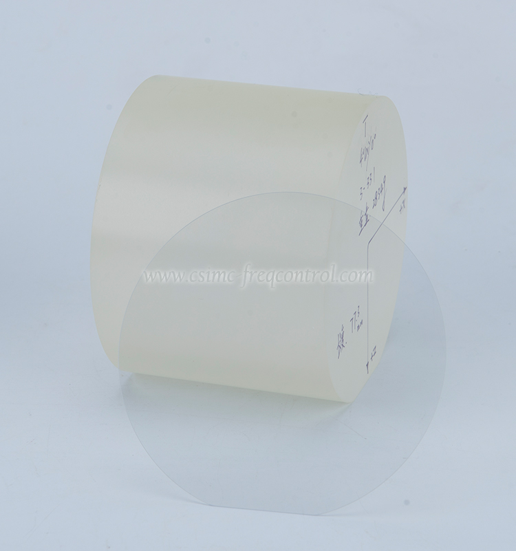 SAW Grade Lithium Niobate Wafers