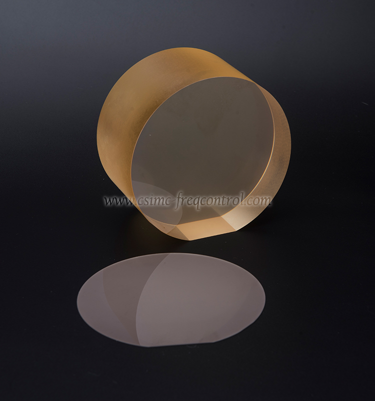 Fe doped LT Wafers