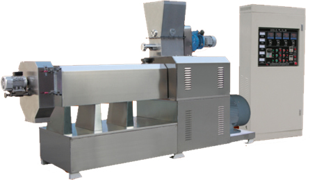 Fish feed procssing line