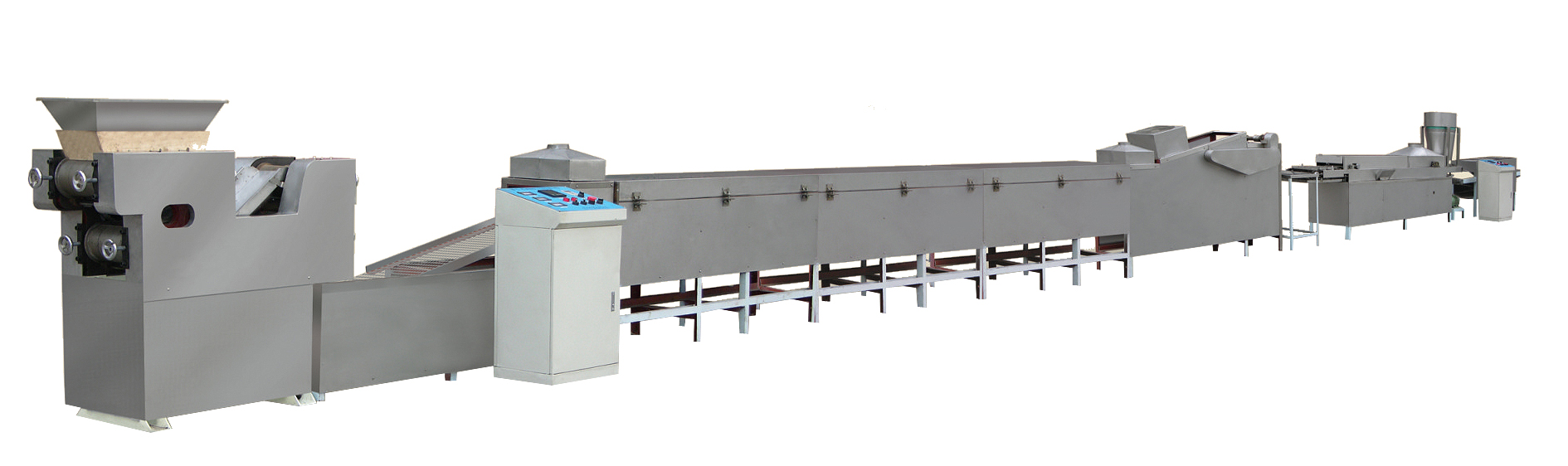 XBF-III Automatic Instant Noodle Processing Line