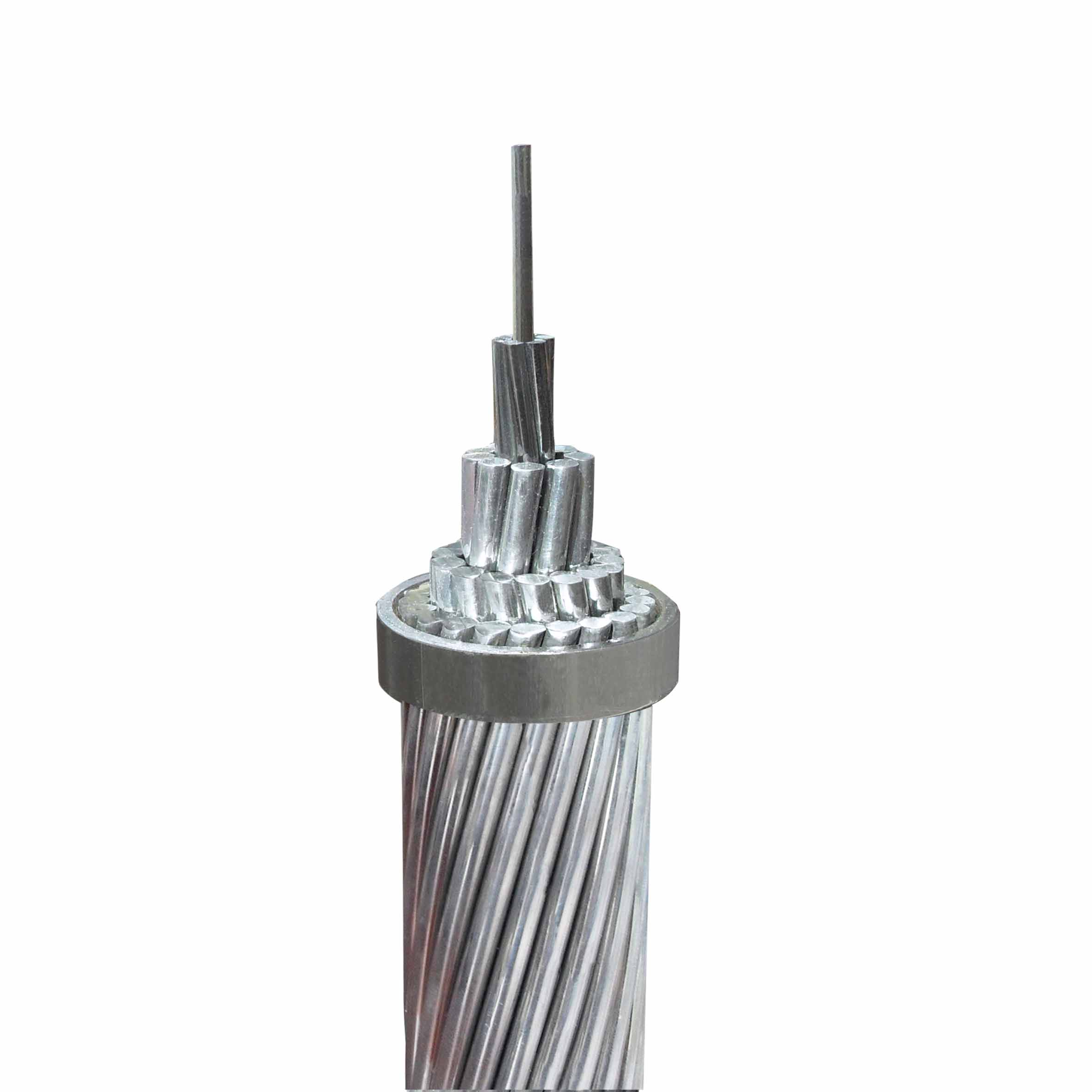 HV high voltage overhead/aerial bare conductor ACSR/AAC/AAAC with IEC ASTM standards