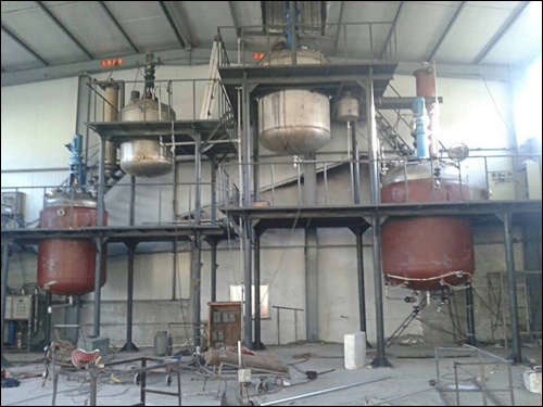 Emulsion production equipment, no better, only more profess