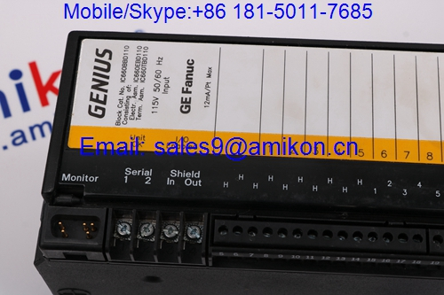 IC694ALG221	GE/Fanuc	Controllers & IO Modules