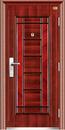 Security doors, steel entry door, imitation cooper doors, non-standard doors