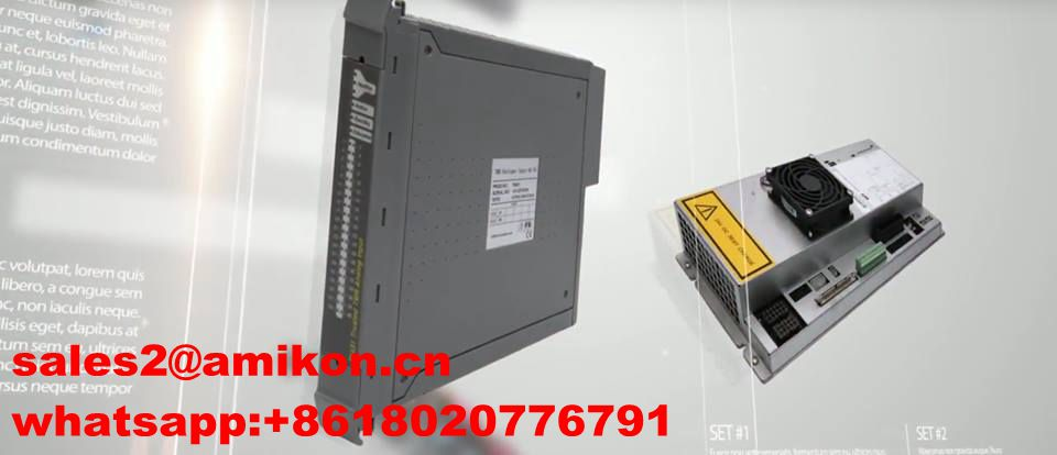 07DC92  GJR5252200R0101 PLC DCS Parts T/T 100% NEW WITH 1 YEAR WARRANTY