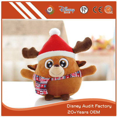 Cute Christmas Animal Toy