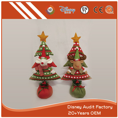 Christmas Decorations Custom Color Silk Screen