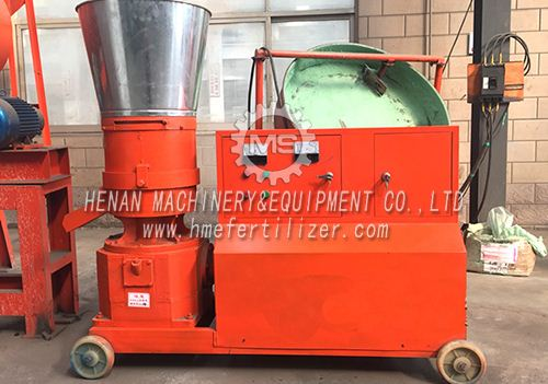 Good brand, high quality organic fertilizer machine has goo
