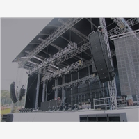 Aluminum Truss And Stage Systeof Royal Kay Performance Equi