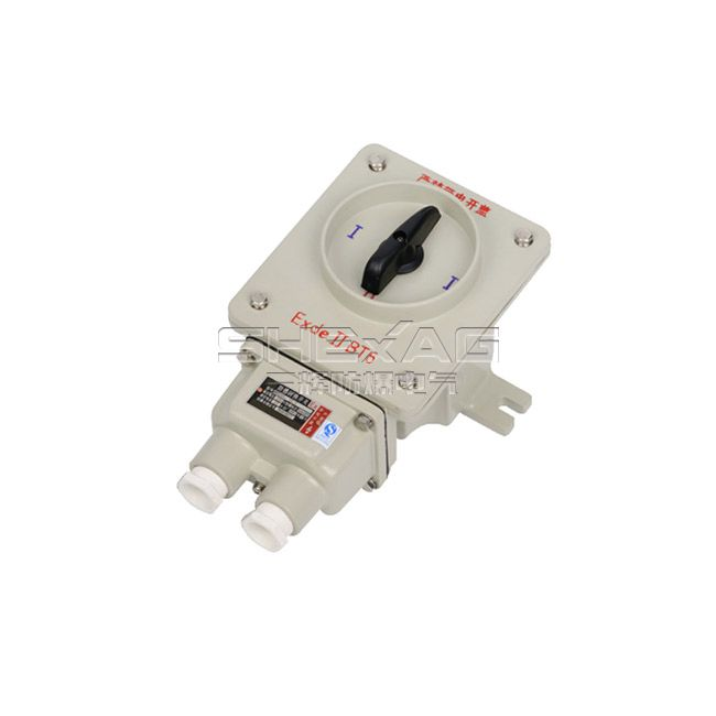 explosion-proof control box (transfer switch II B,II C) SH-KZX