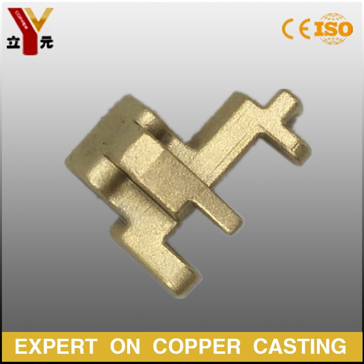 Customized high precision brass/bronze/copper alloy Casting for machinery parts