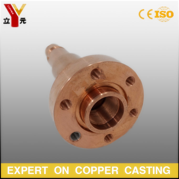 Precision Beryllium copper/silicon bronze/ aluminum bronze/phosphor bronze/brass/copper nickel alloy casting and machining
