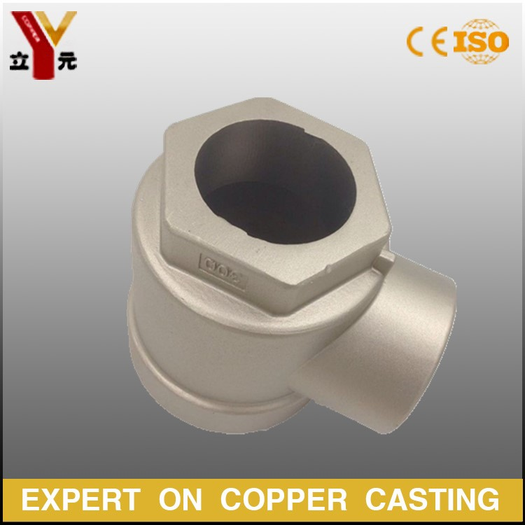 brass/bronze valve parts/ bronze valve casting body made by Chinese foundry