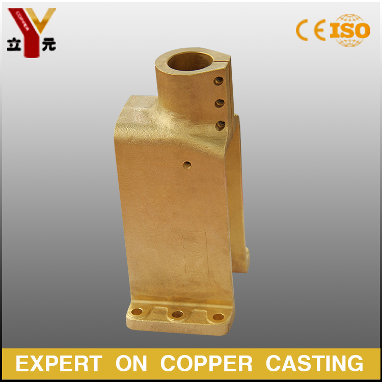 Hot sale Chinese copper and copper alloy sand casting
