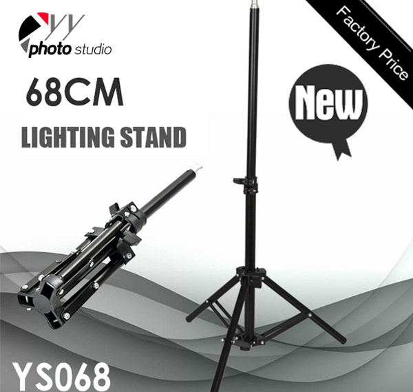 68cm 27 Tall Studio Quality High Output Accent Light Table Top Light Stand YS068