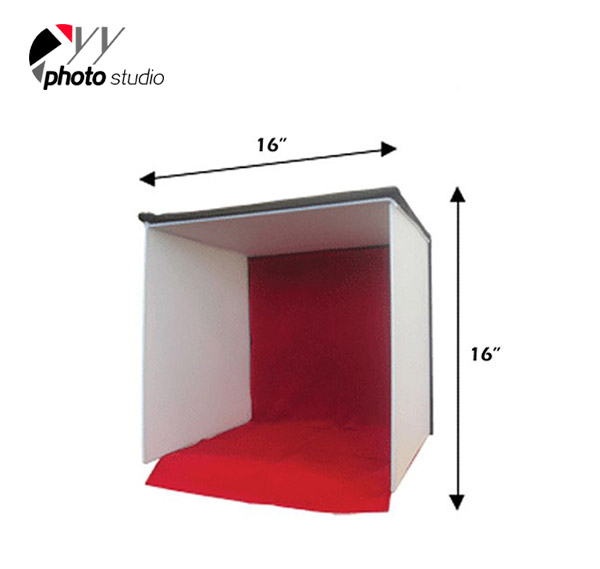 Photo Studio Easy-Carry Spuare Light Tent In-A-Box YA439