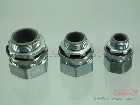 HOT SELLING Steel Straight Liquid-tight Conduit Fittings