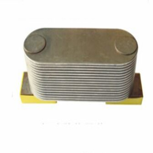 Truck Oil Cooler 4095096 for K19 18H16 Oil Cooler Core
