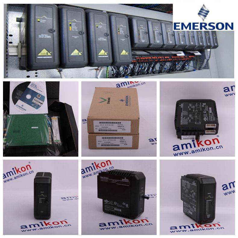 EMERSON Deltav, Deltav Suppliers Deltav, Deltav SuppliersDeltaV KJ1501X1-BA2 System Power Supply(AC/DC)