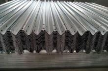 Hot Galvanized Highway Guardrail