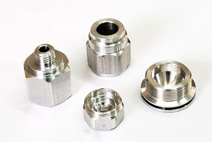 Low-cost, but high-grade digital controlled turning parts,