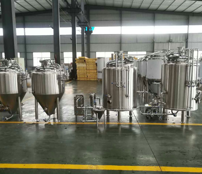 3BBL Beer Brewing Equipment