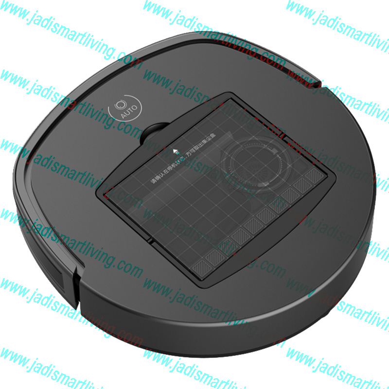 Robotic Vacuum Cleaner with Strong Suction