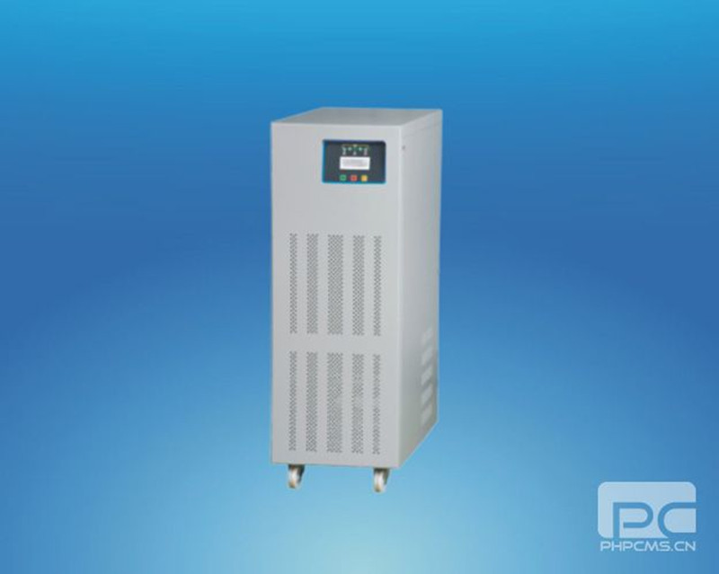 UPS-SPF power frequency, online, and uninterrupted power supply (single inlet)