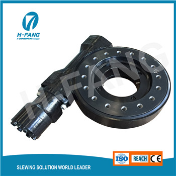 9 inch Slewing Worm Gear Drive for Marine Machinery