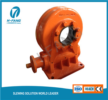 9 inch Vertical elevation Slewing Drive for solar energy products