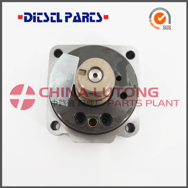 Fuel Injection Pump Head and Rotor