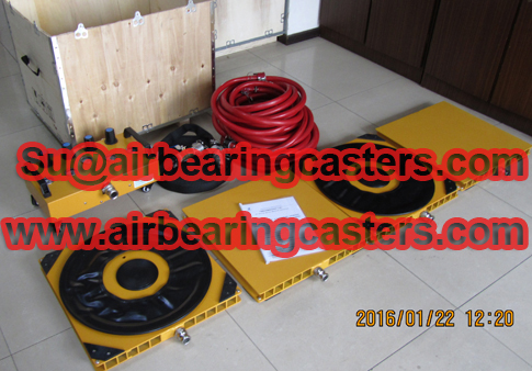 Air bearing movers air paAir bearing movers air pallets detailsllets details