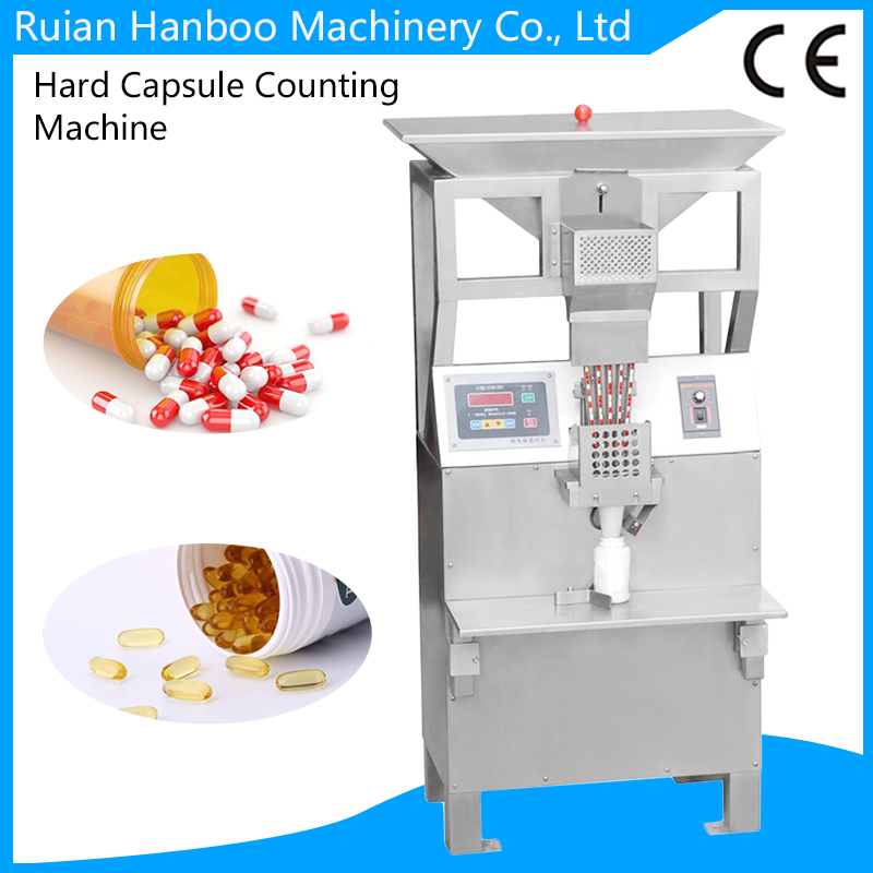 HA-1 Model Hard Capsule/Pill tablet counting/calculating Machine/production line