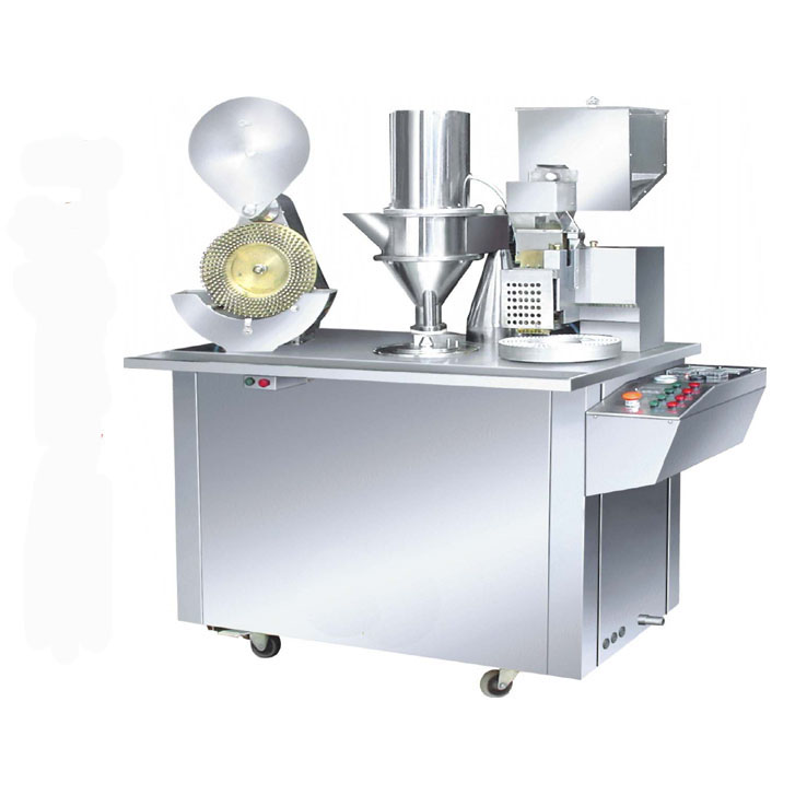 DTJ-C Model Semi-Automatic small Capsule Filling Machine for pellet and mircropil
