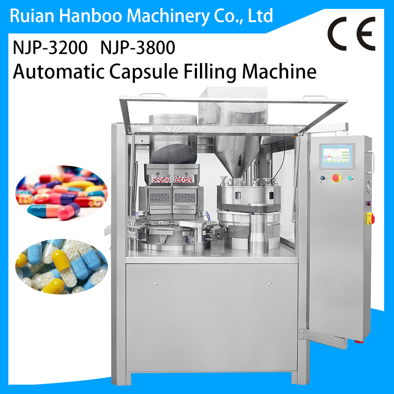 Fully Automatic Pharmaceutical Hard Capsule Filling/filler Making Machine