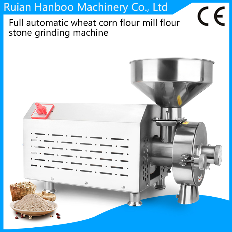 Grain Cacao/Walnut/Soybean/Wheat Spice seeds/beans/nuts Flour Milling/Grinding/grinder Machine