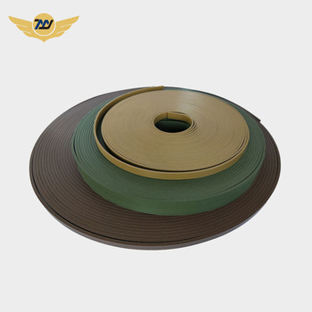 PTFE Guide Belt Golden Green Coffee Guide Elements Series Guide Strip