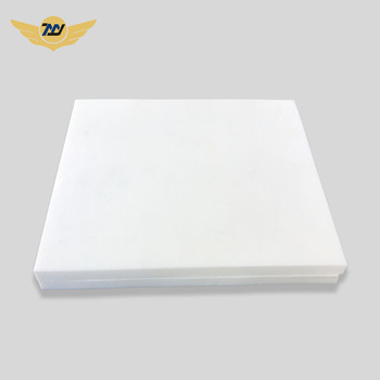 Hot Sale High Quality Different Size White 100% Filled Recycled 1mm Thickness Teflon Sheets