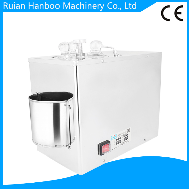 Automatic American Ginseng Malaysia Tongkat Ali root Slicing/slice Machine