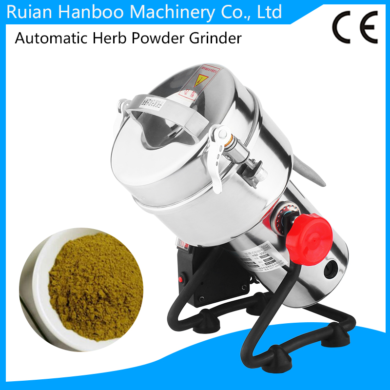 Electric Herbal/coffee/rice/grain Grinder mill pulverizer