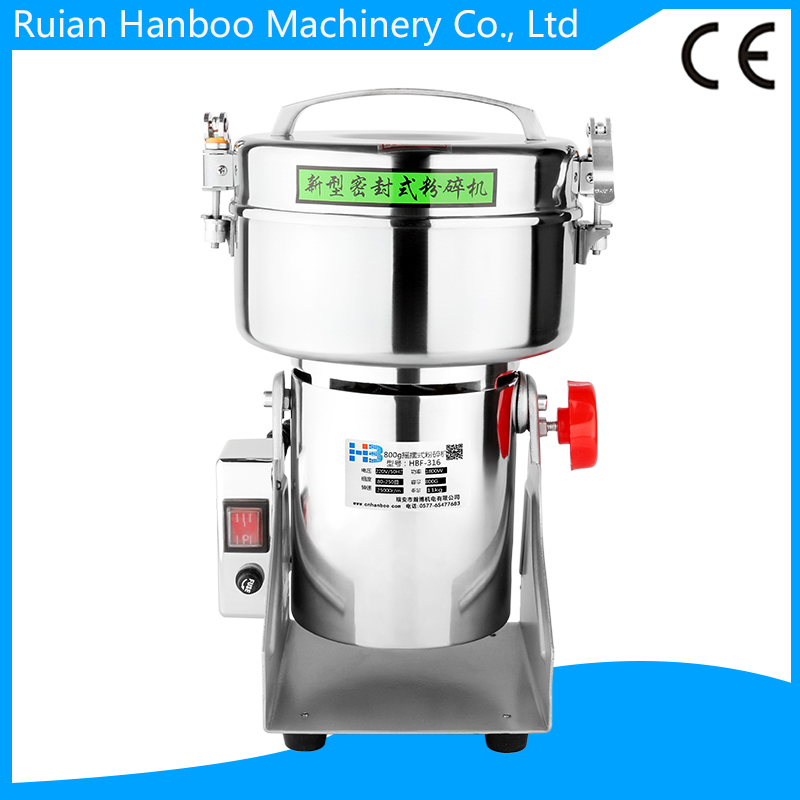 1000g Coffee Automatic Portable Mill Grinder Machine/corn/spice Disintegrator