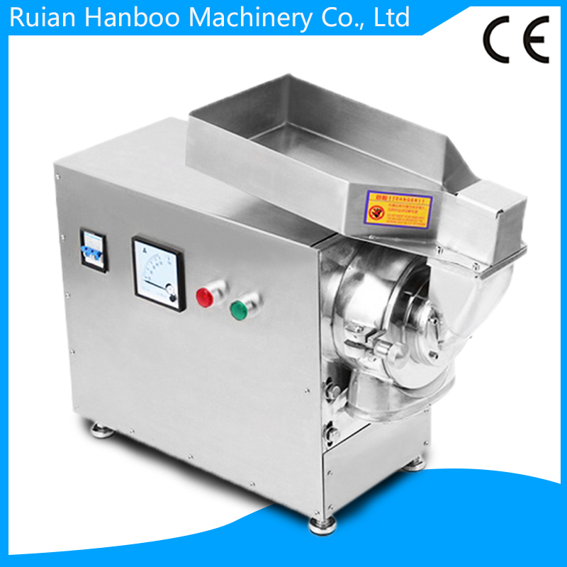 Stainless Steel Dry Herb Powder Multi-function grinder/Grinding Machine